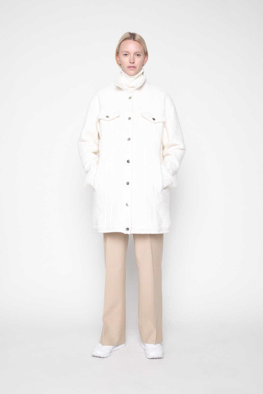 Coat G29 Cream 1