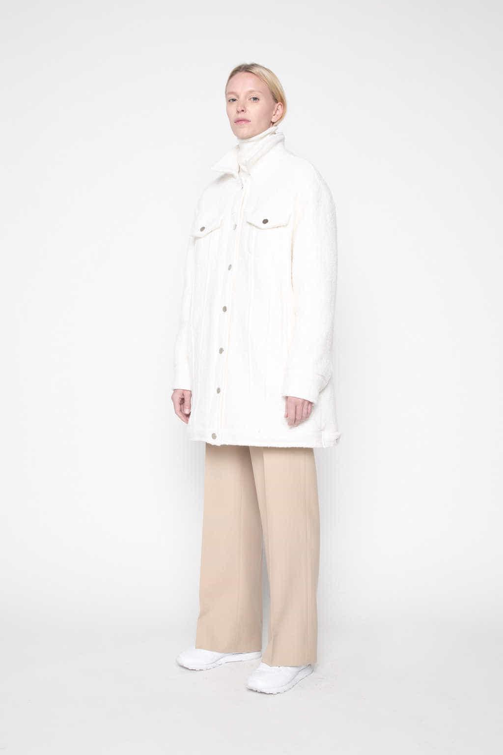 Coat G29 Cream 2