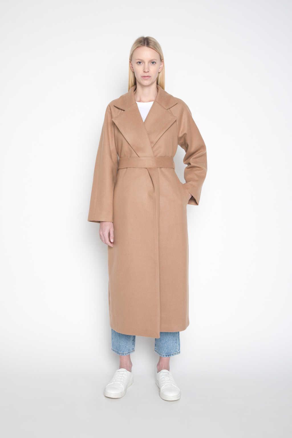 Coat H001 Beige 1