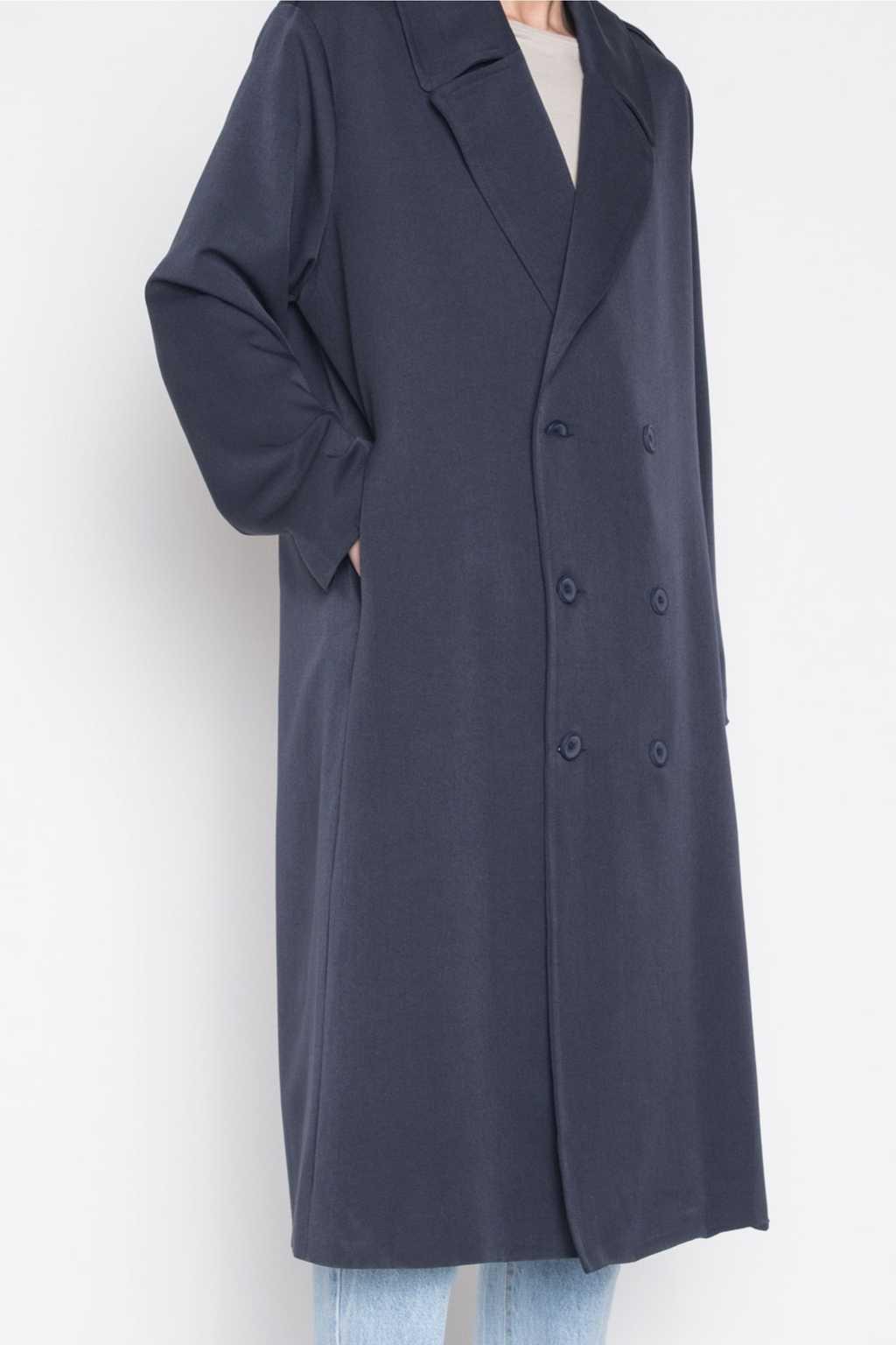 Coat H002 Navy 2