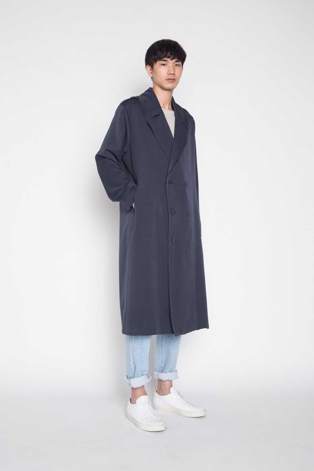 Coat H002 Navy 3