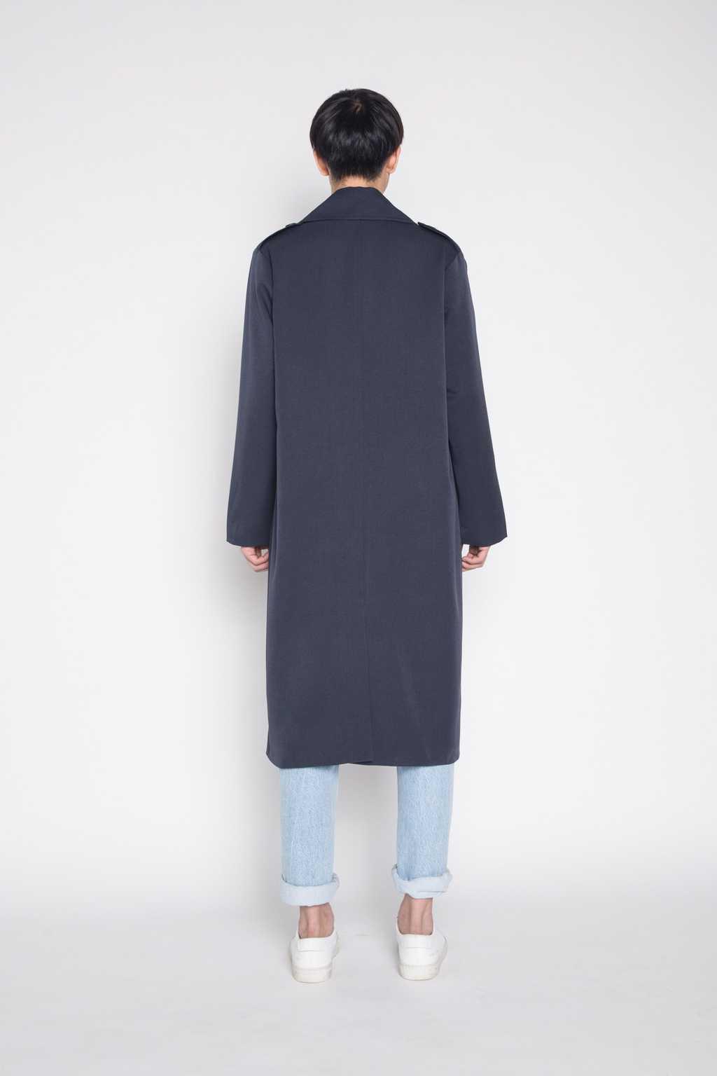 Coat H002 Navy 4