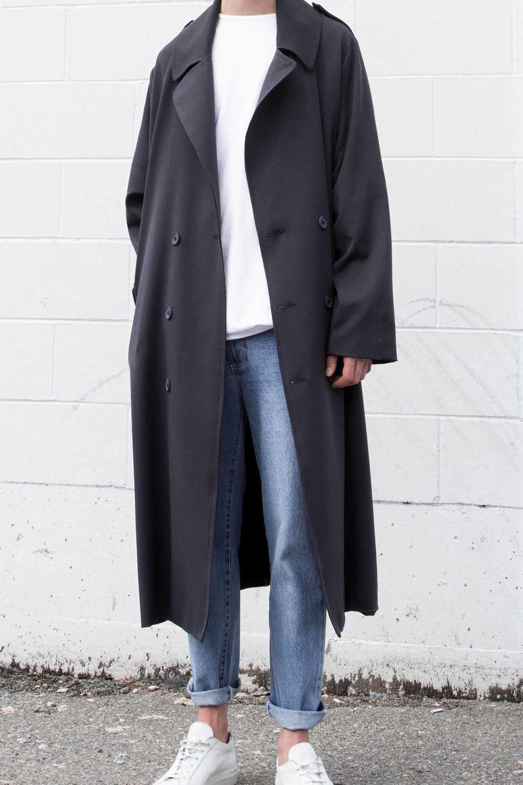 Coat H002 Navy 5