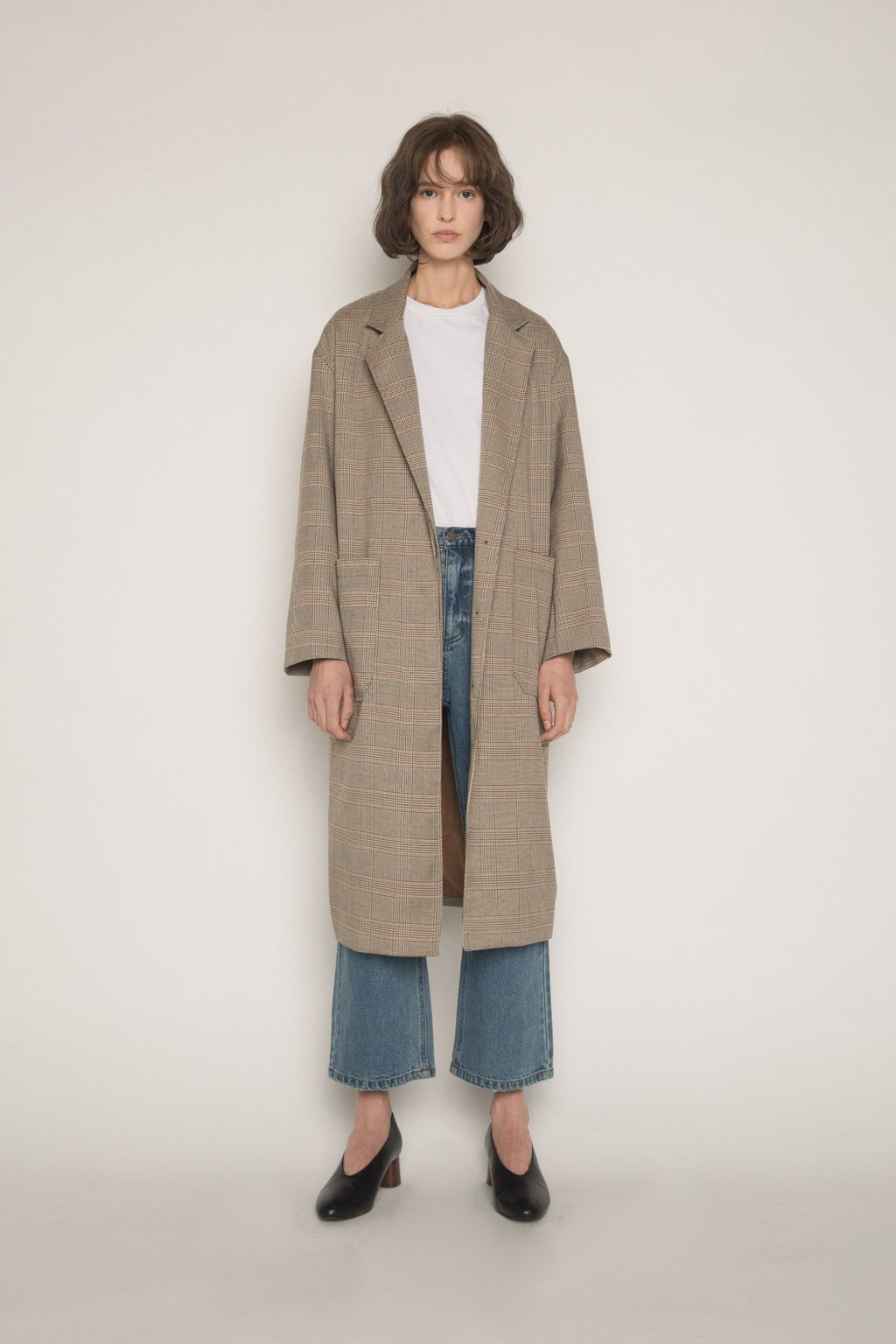 Coat H036 Beige 1
