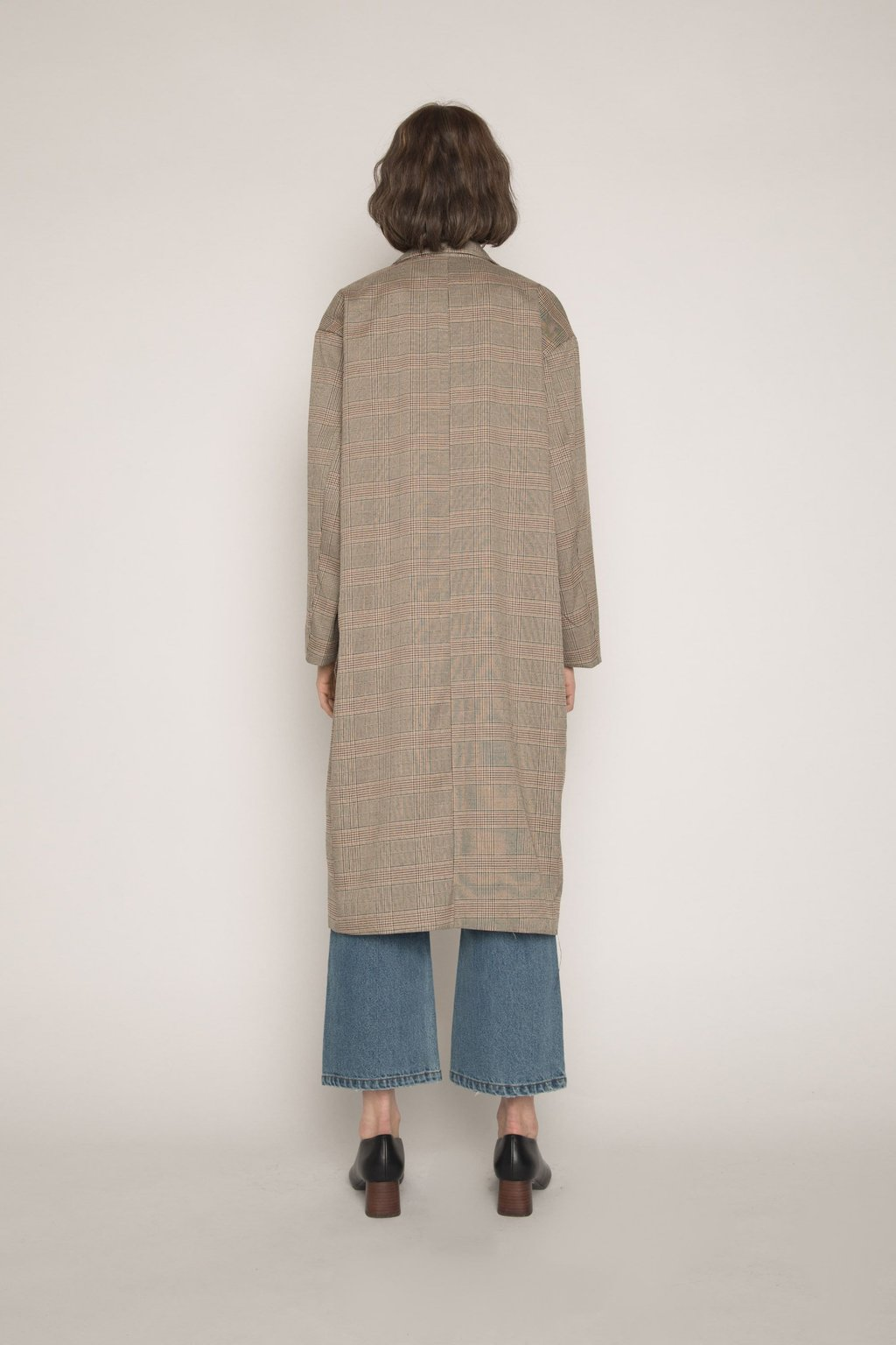 Coat H036 Beige 3