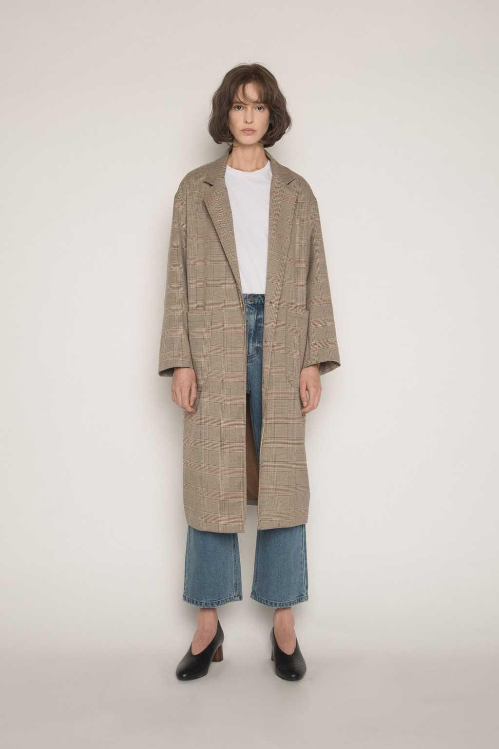 Coat H036 Beige 5