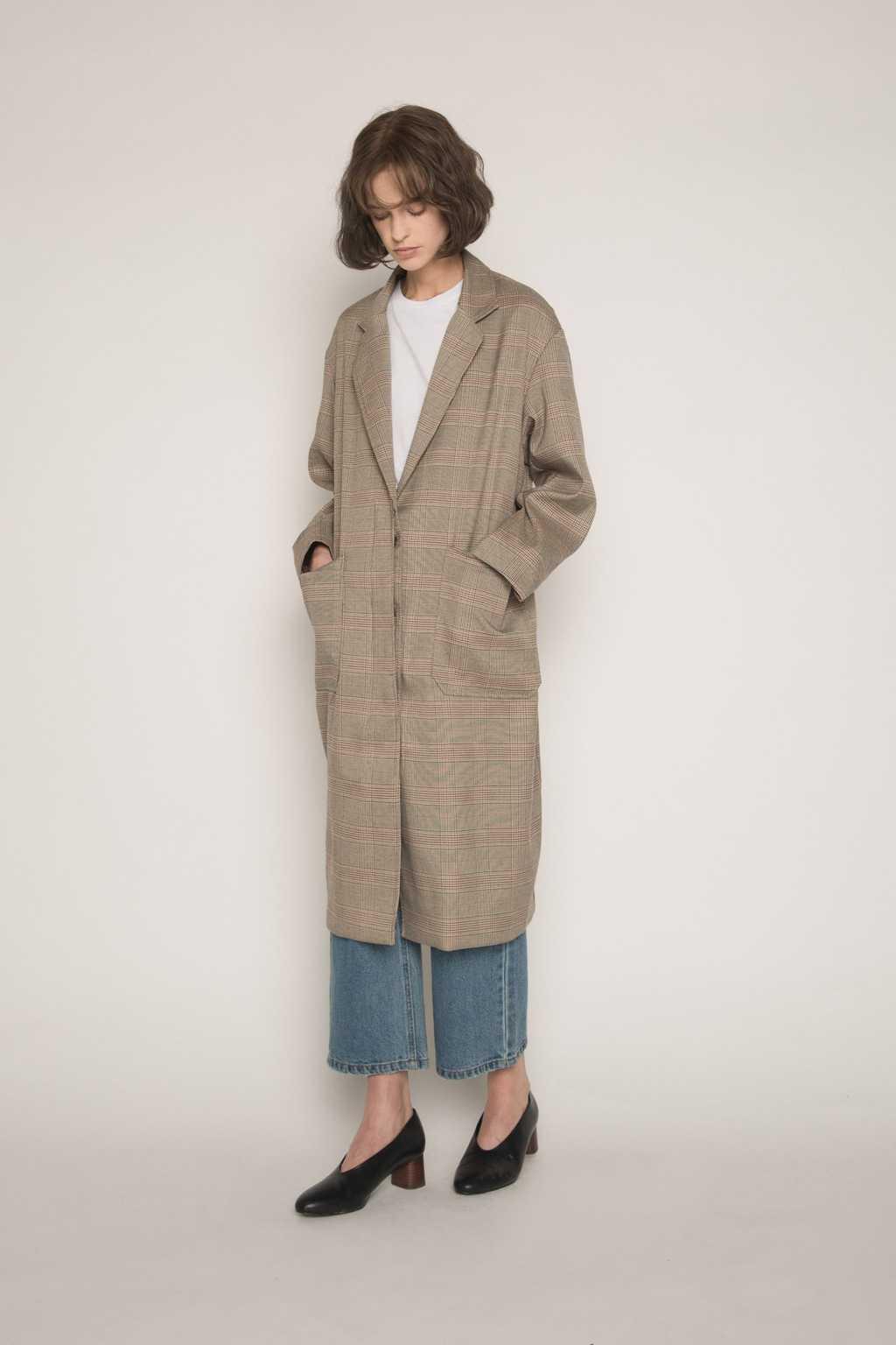 Coat H036 Beige 6