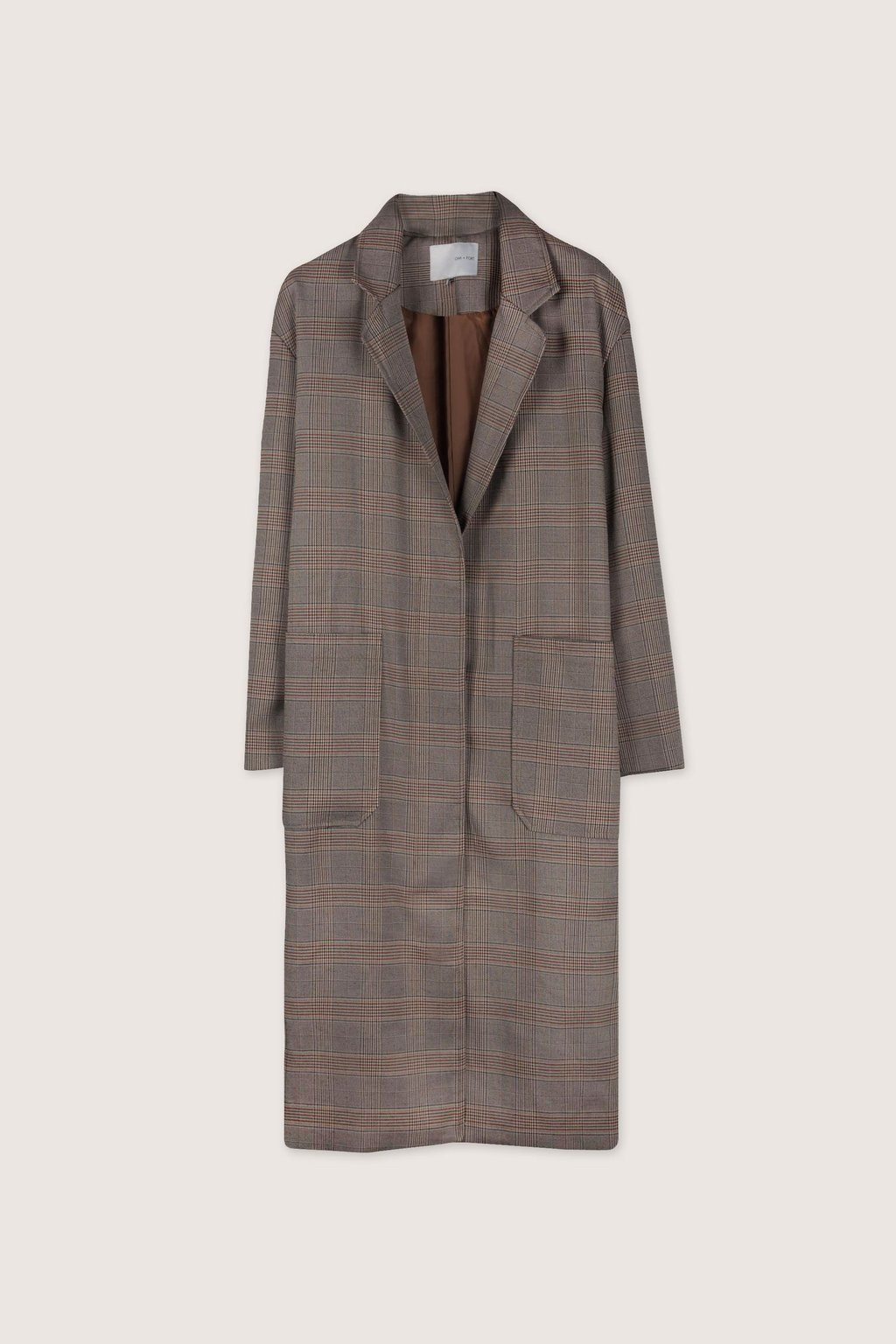 Coat H036 Beige 8