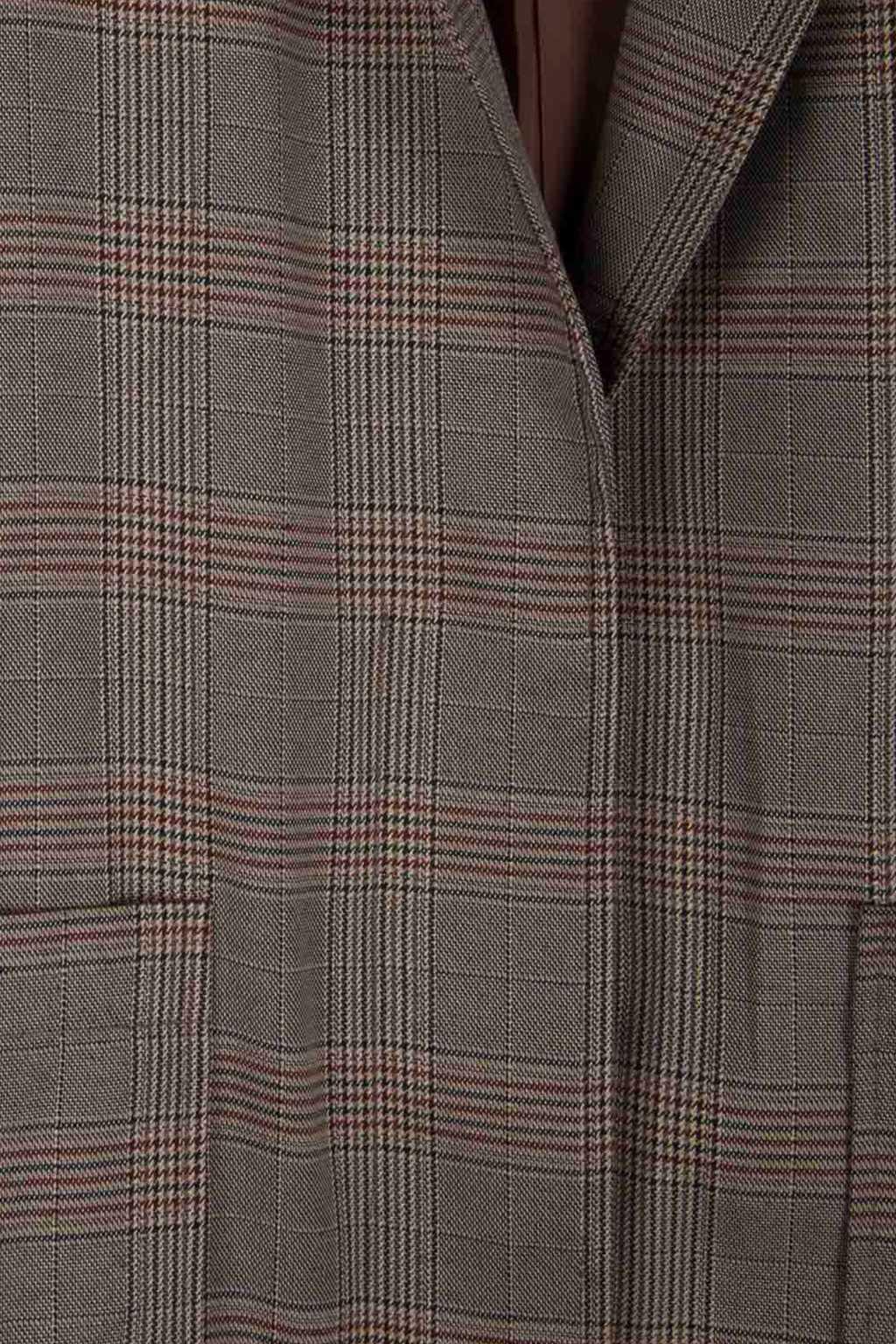 Coat H036 Beige 9
