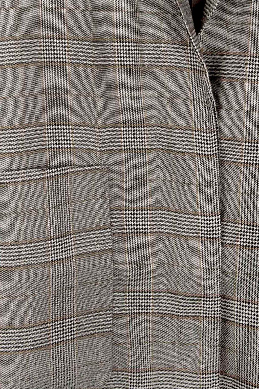 Coat H036 Gray 11