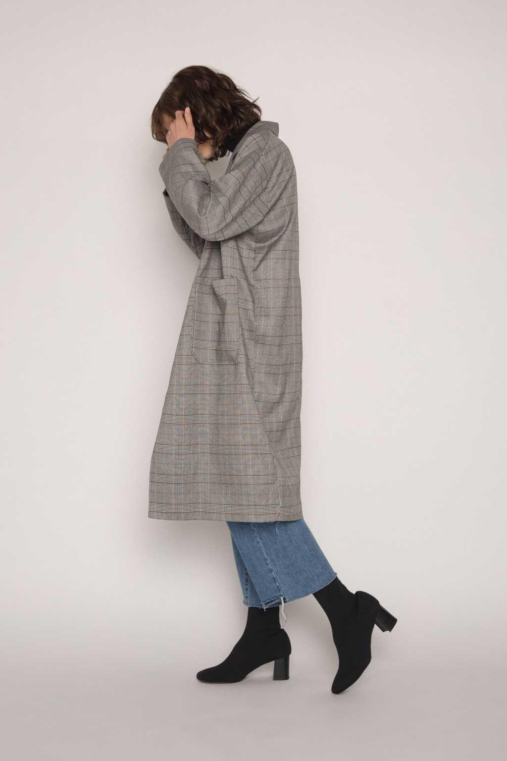Coat H036 Gray 5