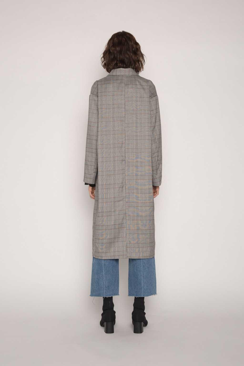 Coat H036 Gray 7