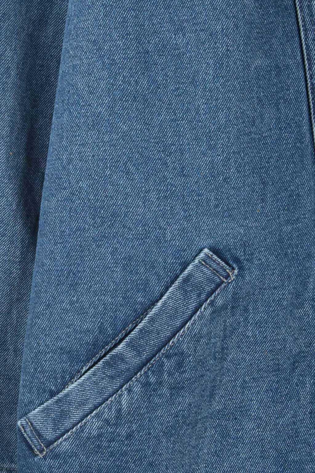 Coat H043 Indigo 6