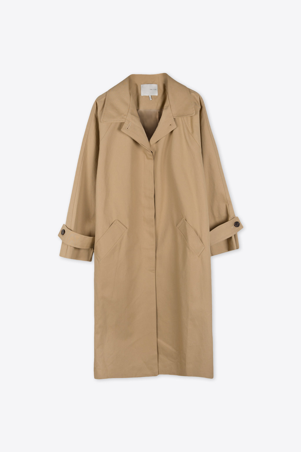 Coat H069 Beige 5