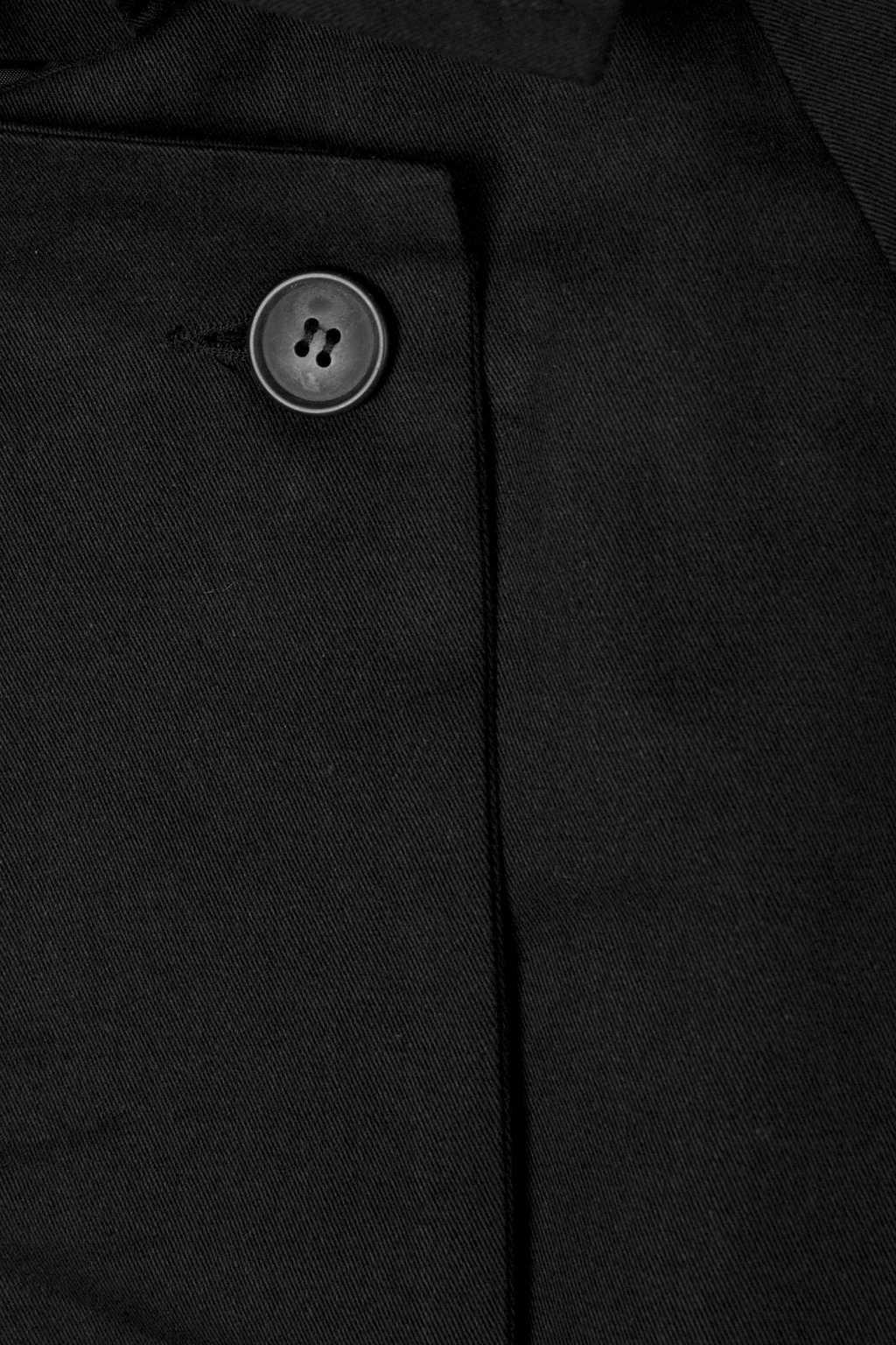 Coat H073 Black 6