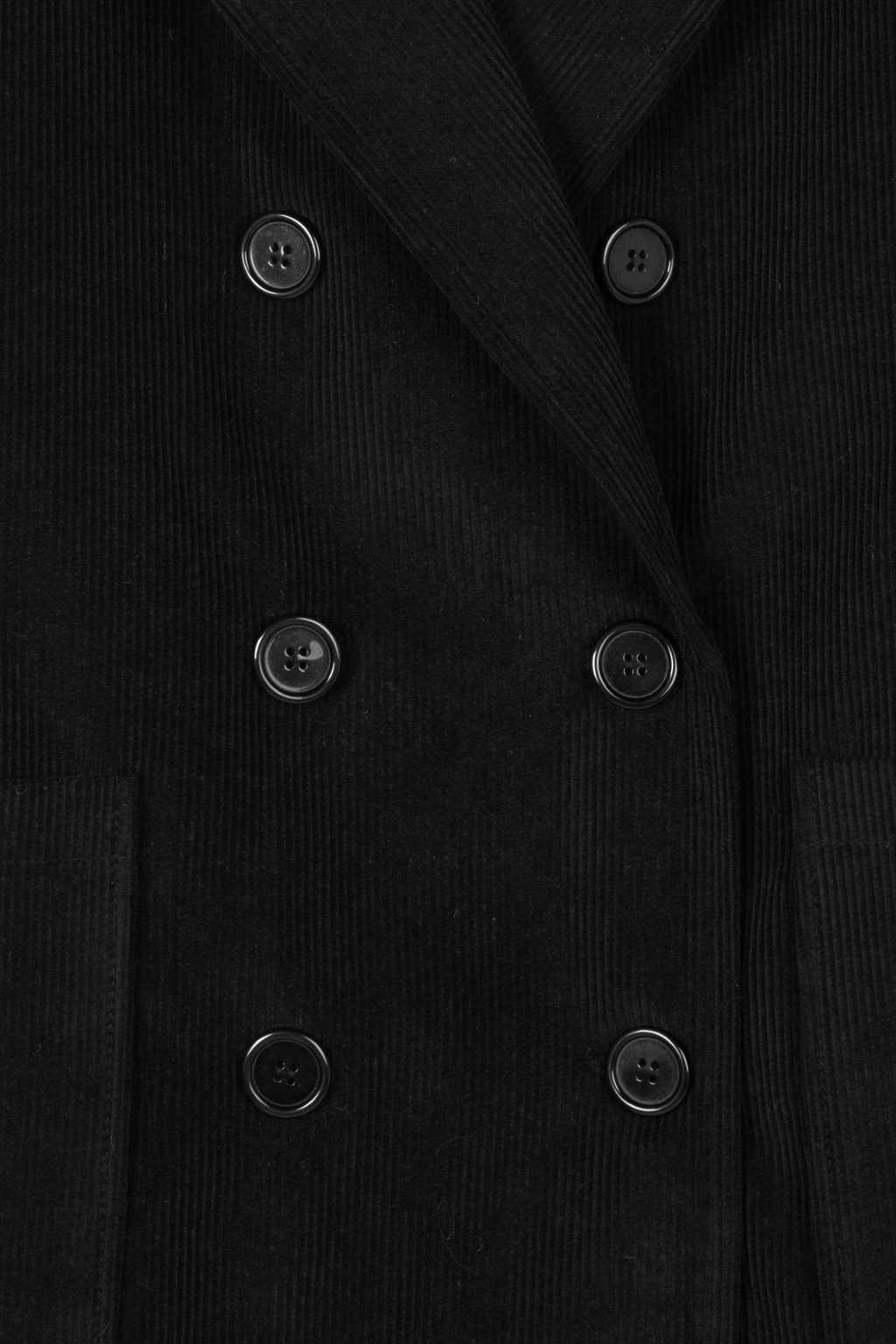 Coat J004 Black 9