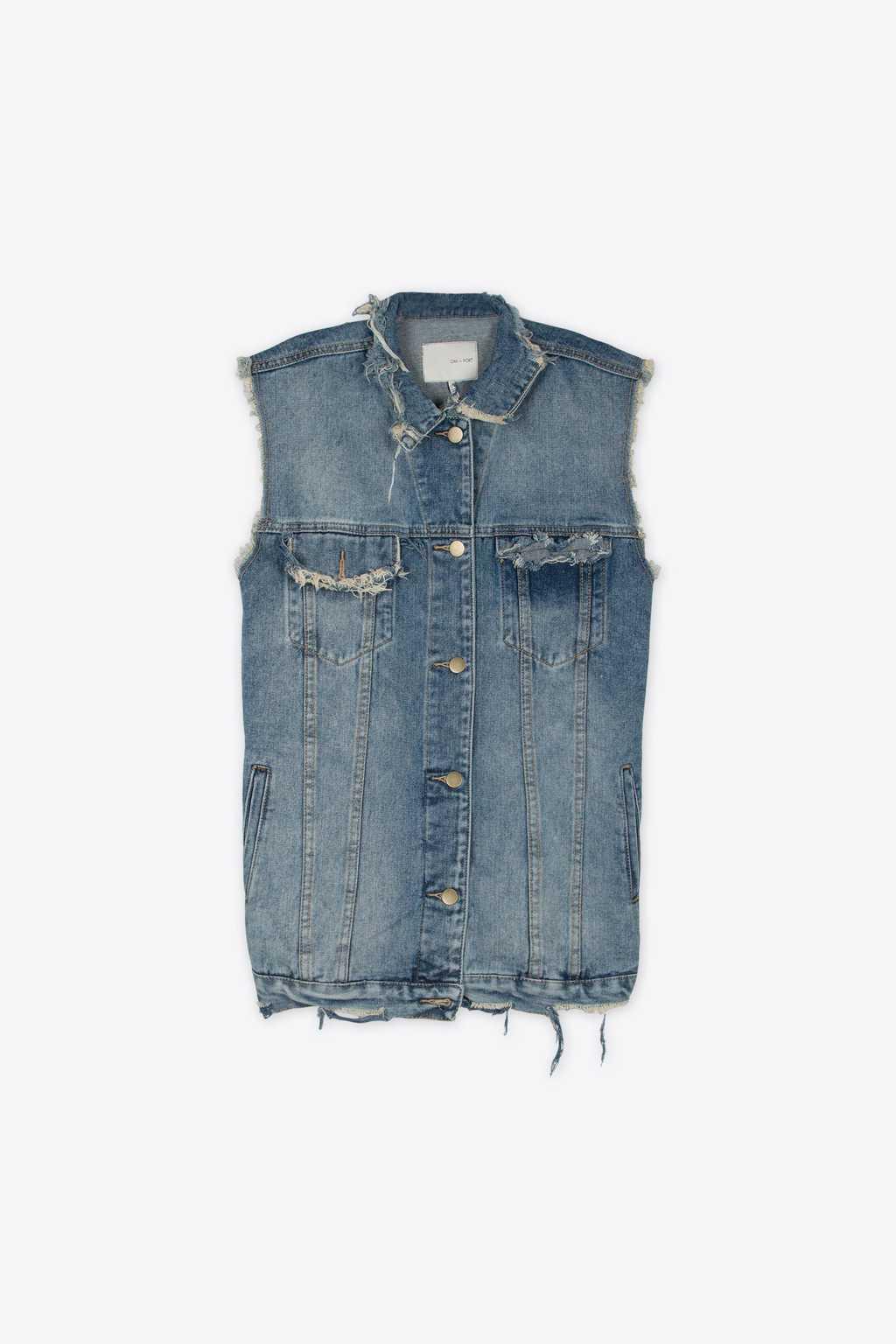 Denim Jacket H089 Indigo 6