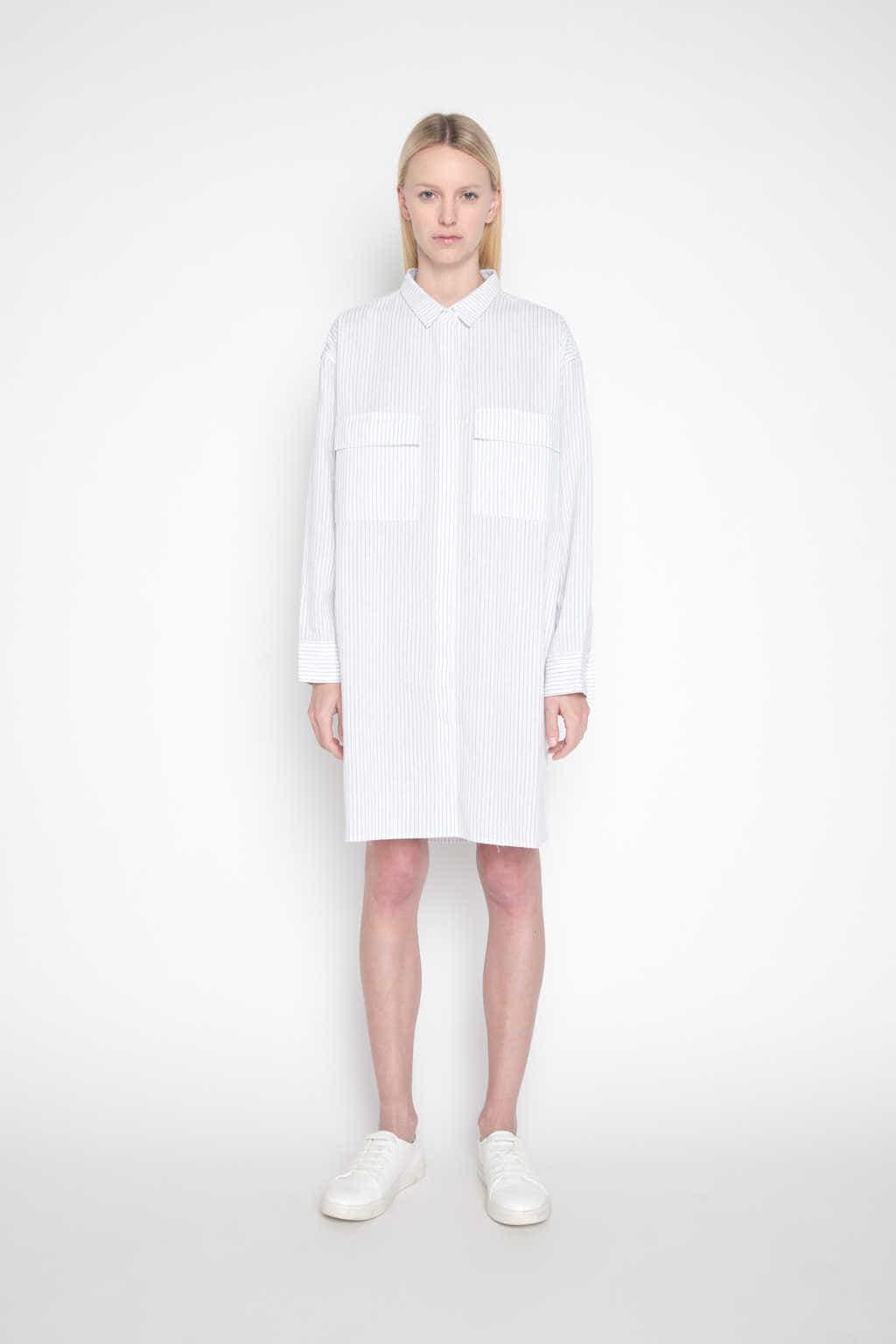 Dress 1078 White 1