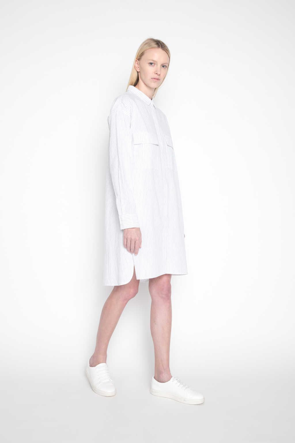 Dress 1078 White 2