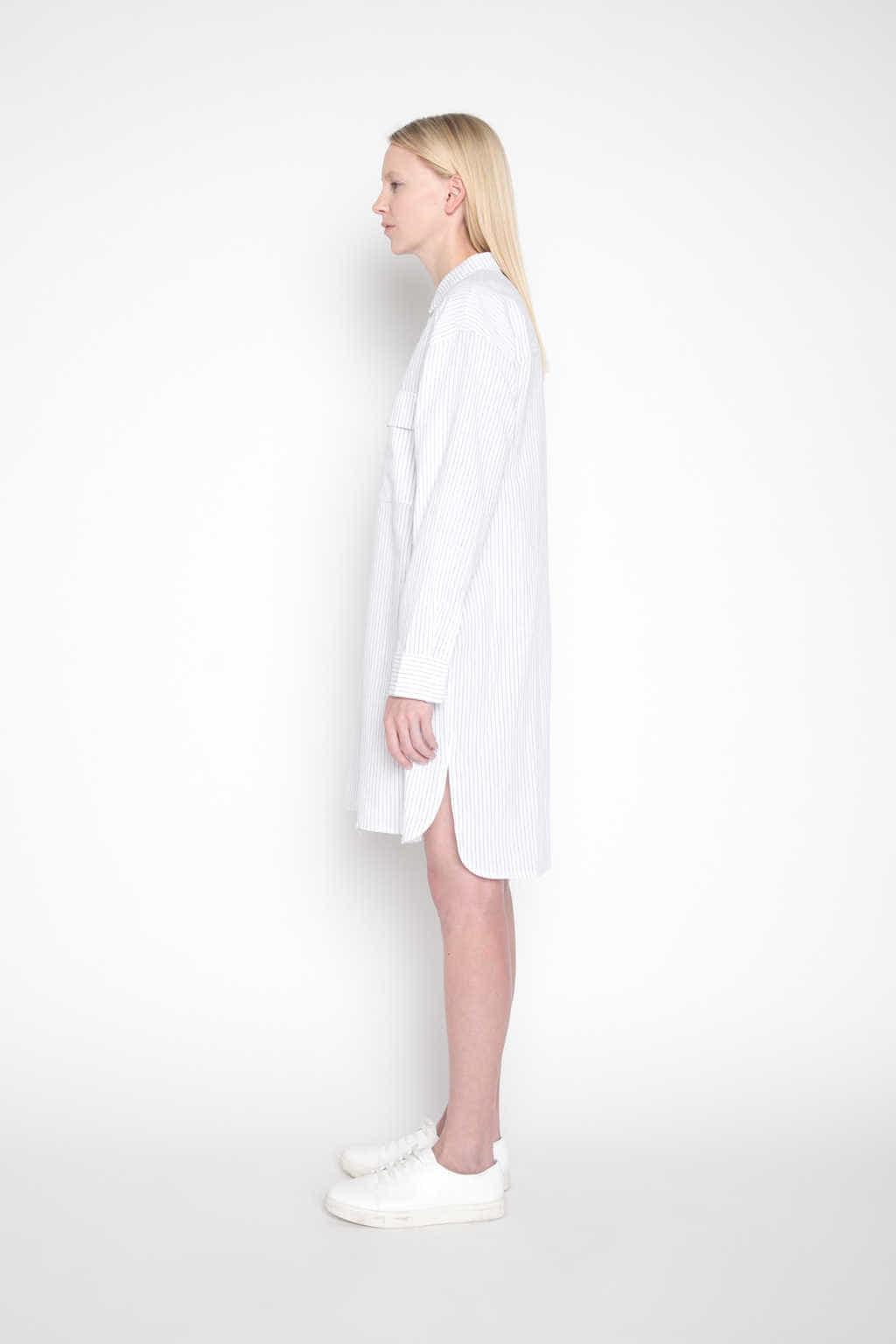 Dress 1078 White 3