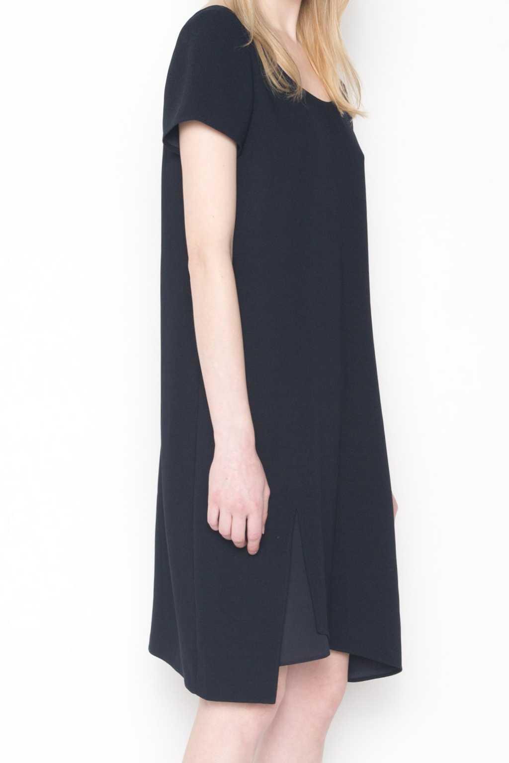 Dress 1203 Navy 2
