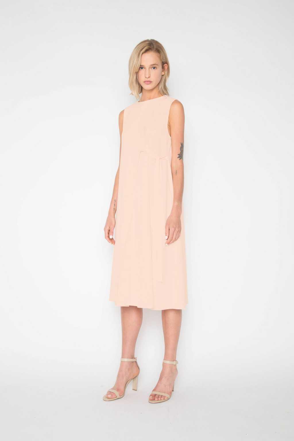 Dress 1301 Peach 2