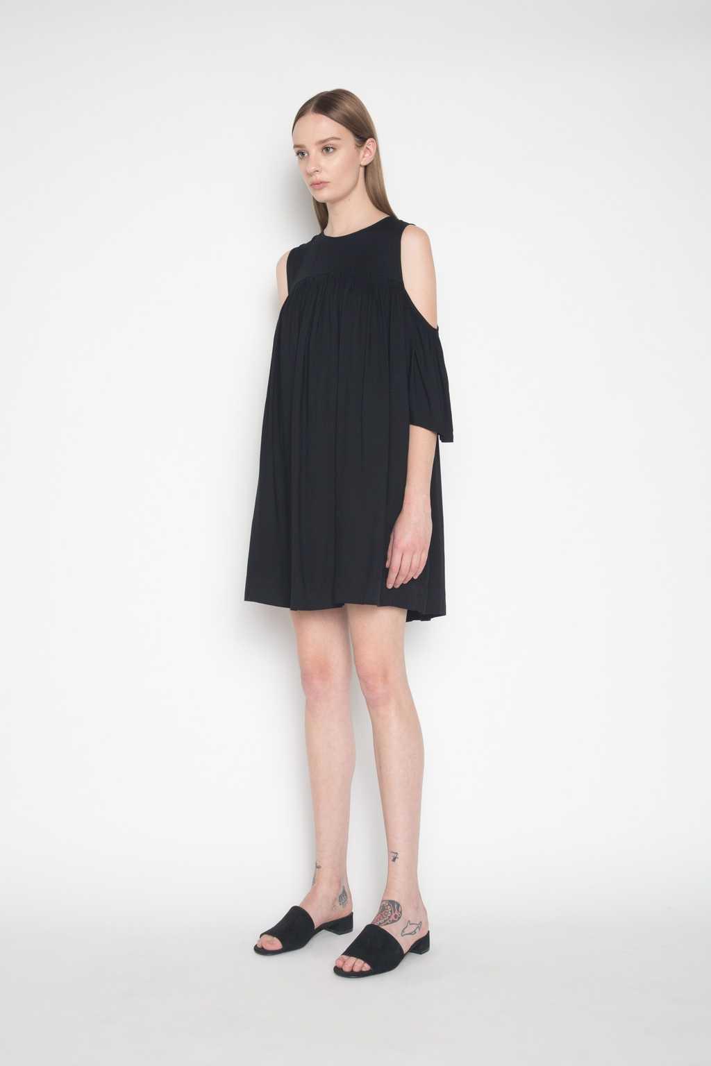 Dress 1303 Black 7