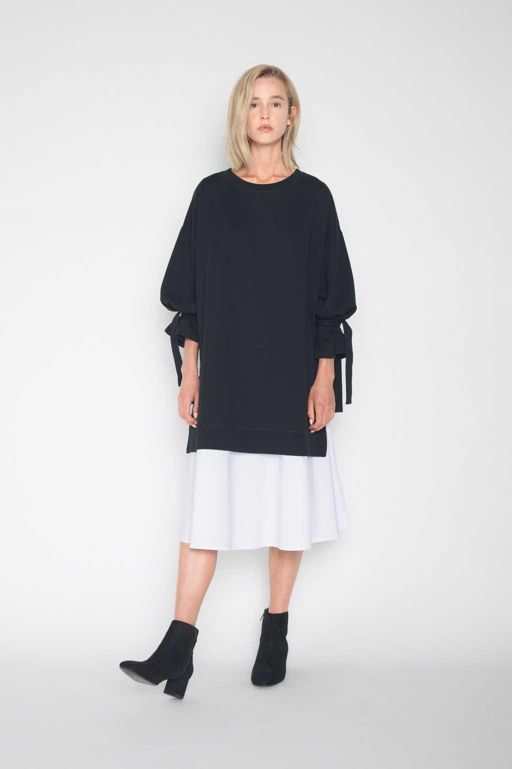 Dress 1382 Black 2