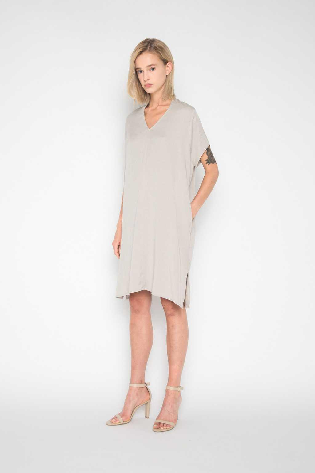 Dress 1383 Beige 2