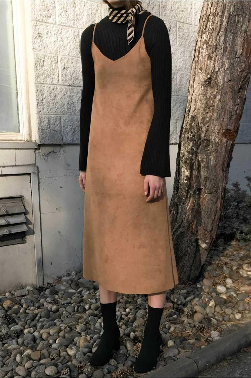 Dress 1571 Beige 10