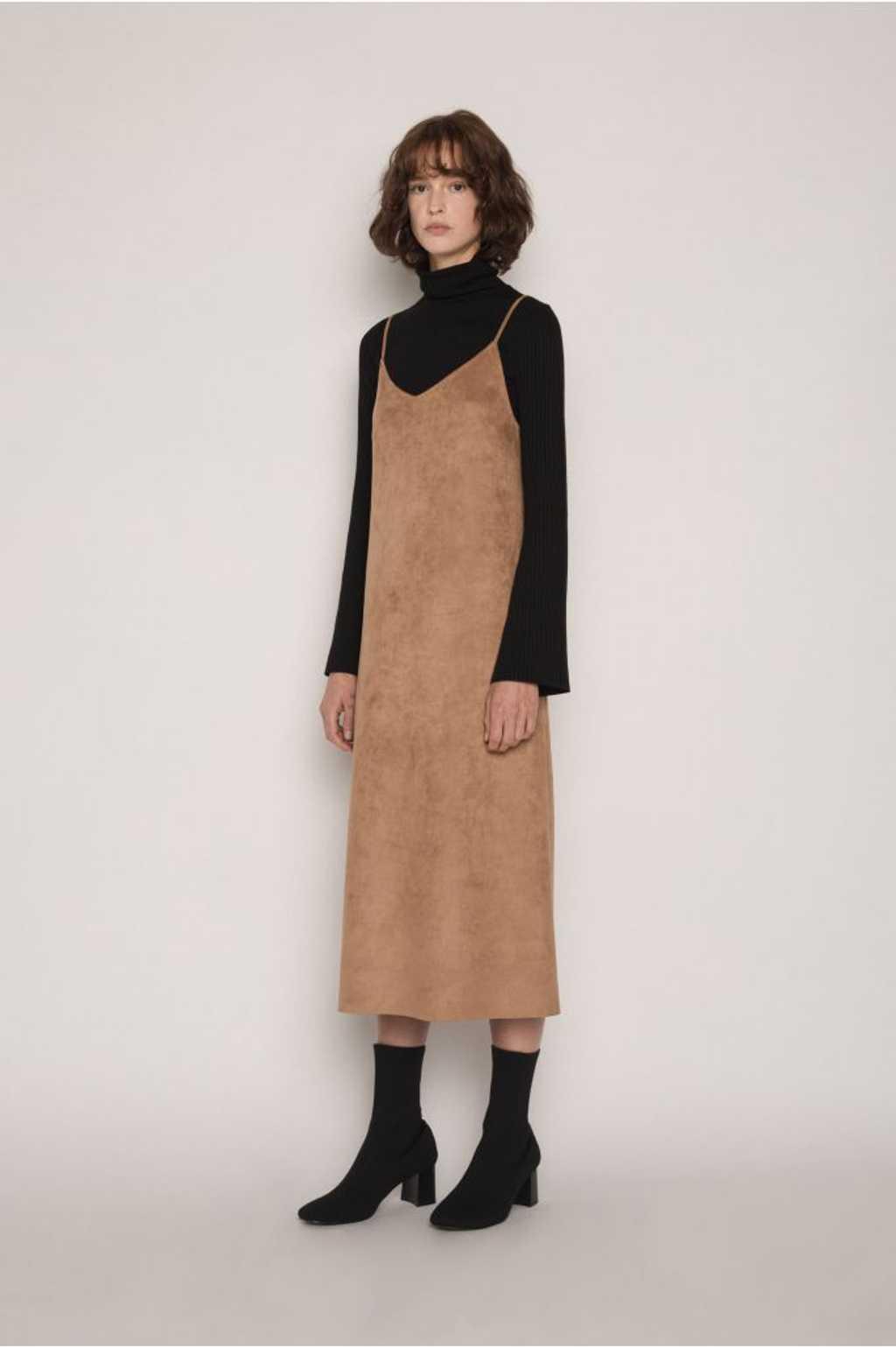 Dress 1571 Beige 3