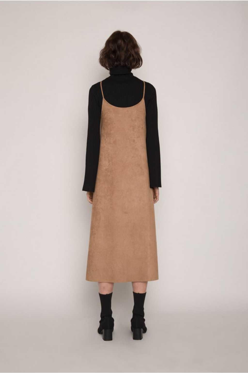 Dress 1571 Beige 4