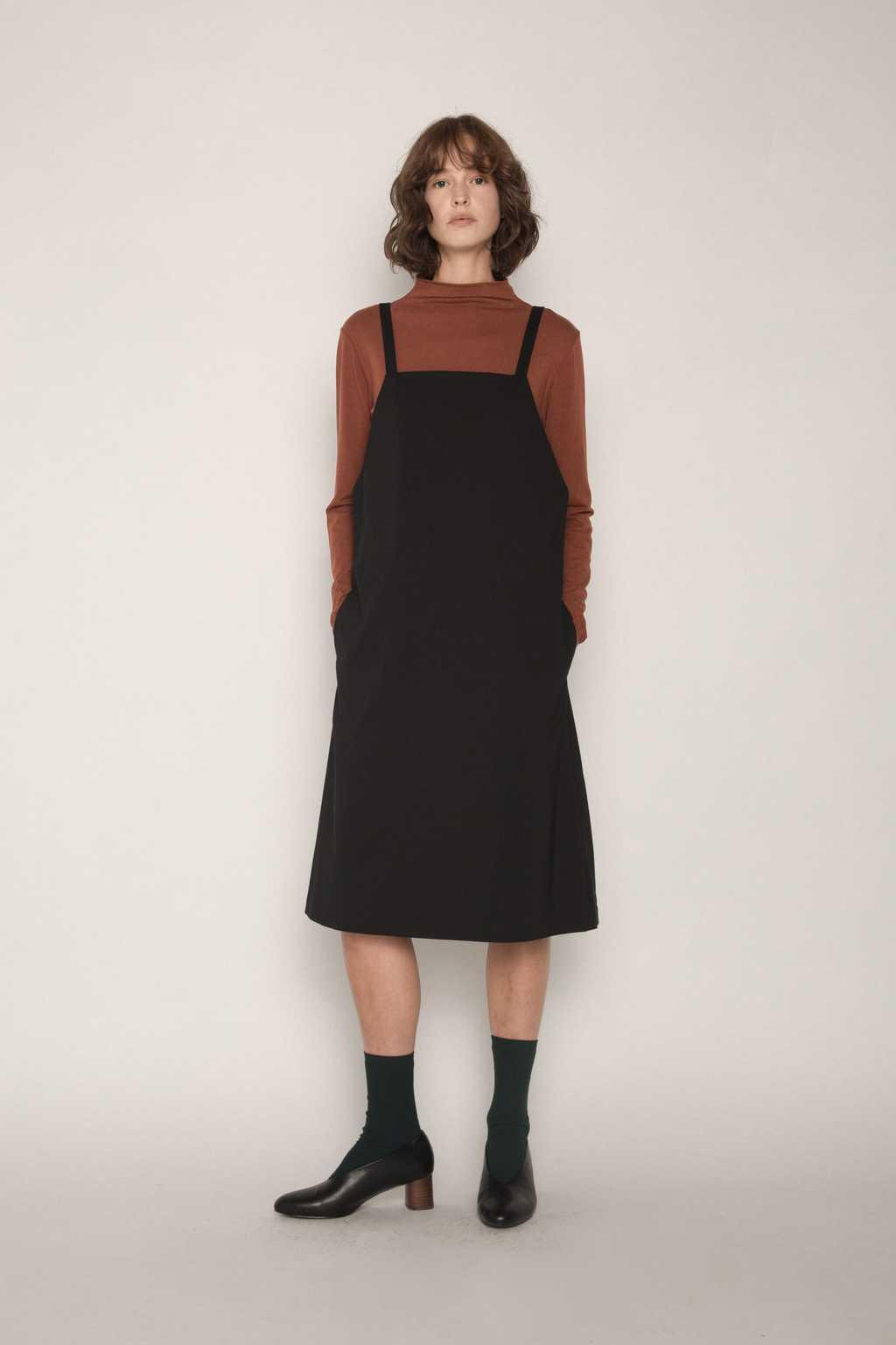 Dress 1577 Black 2