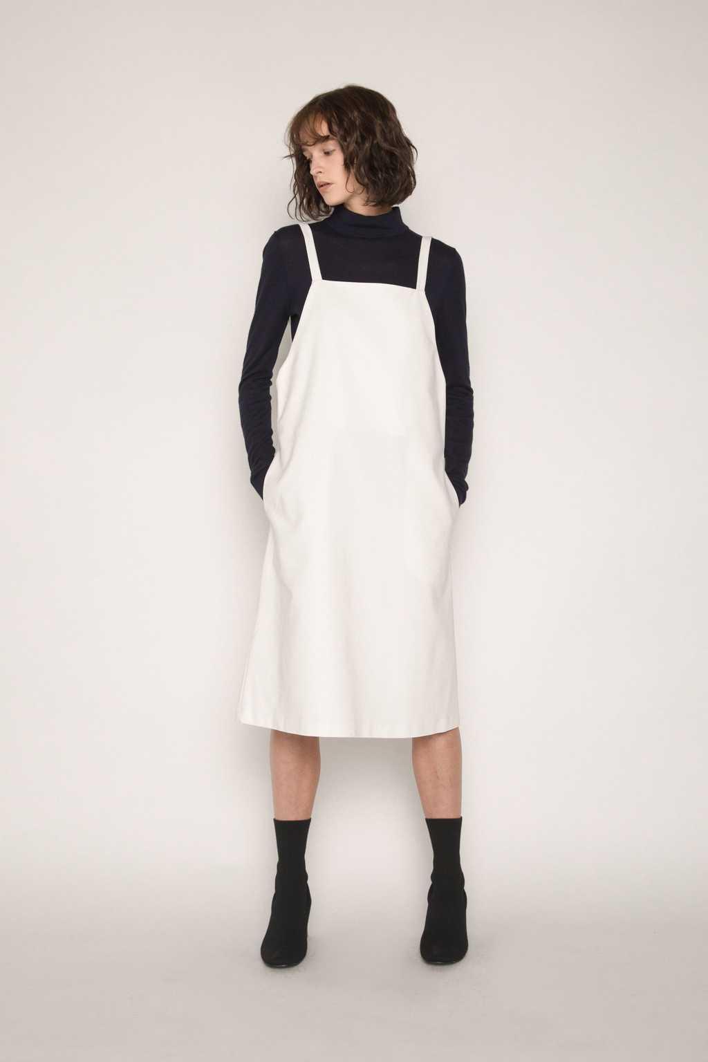 Dress 1577 White 1