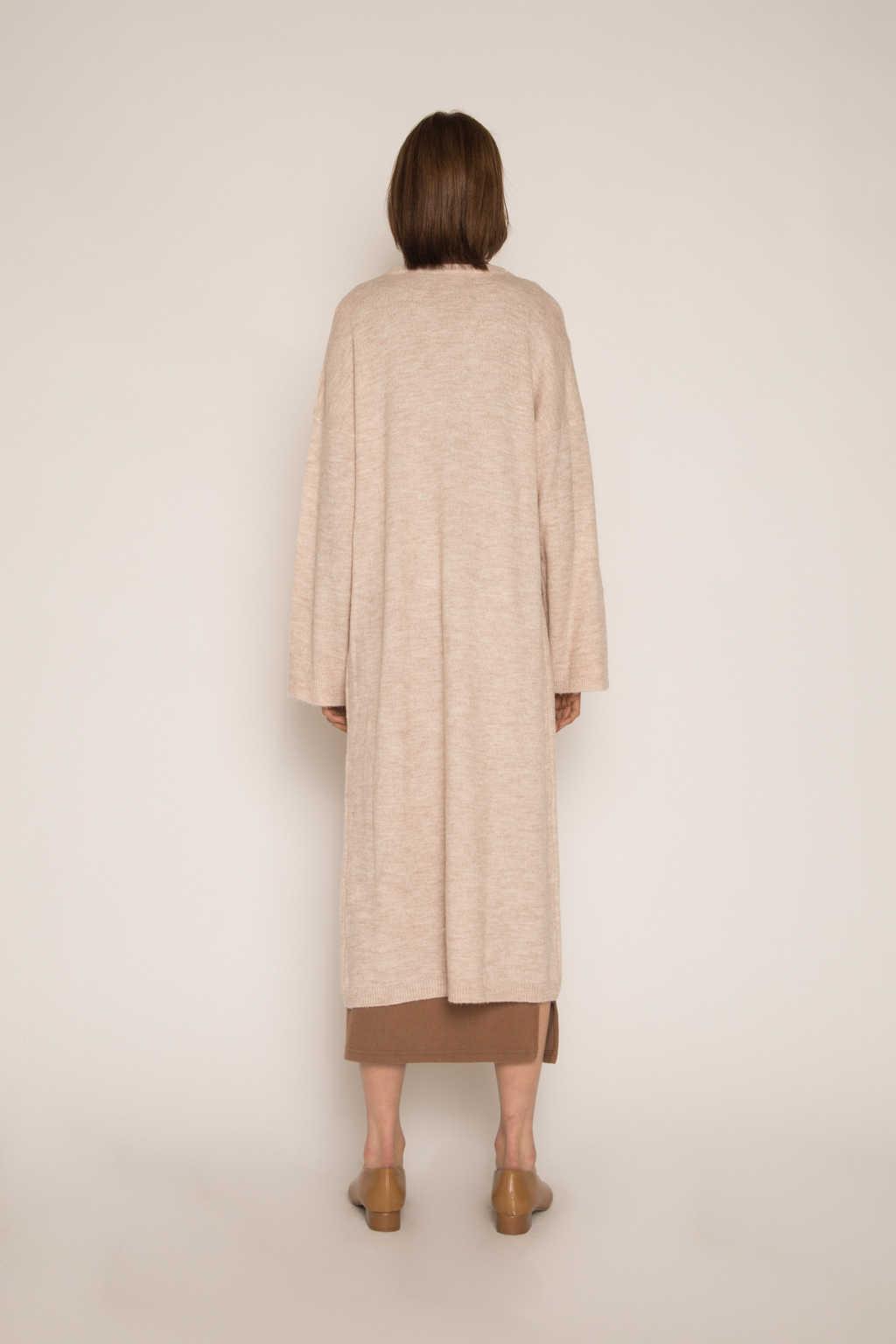 Dress 1648 Beige 4
