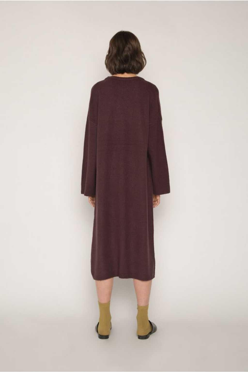 Dress 1648 Burgundy 8