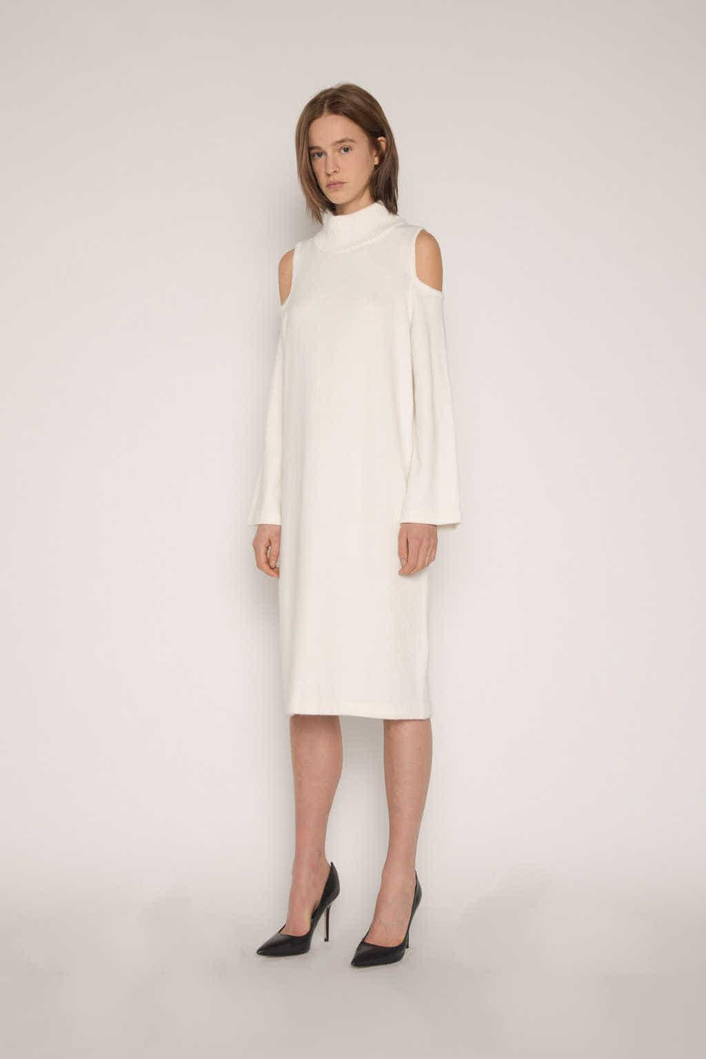 Dress 1671 Cream 2