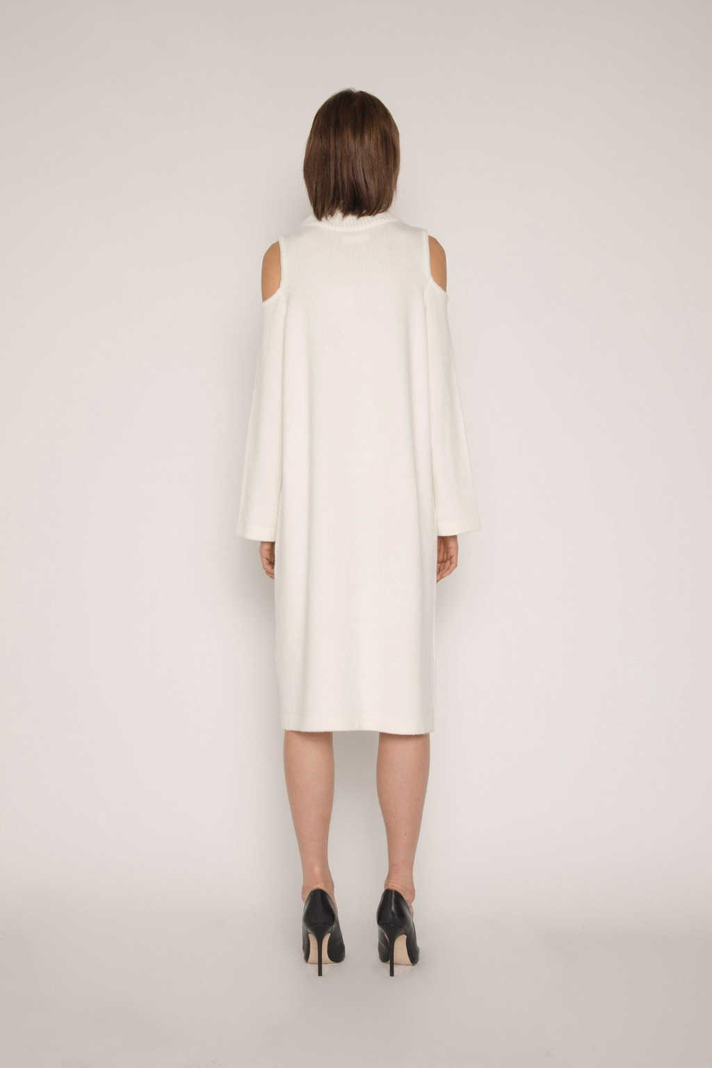 Dress 1671 Cream 4