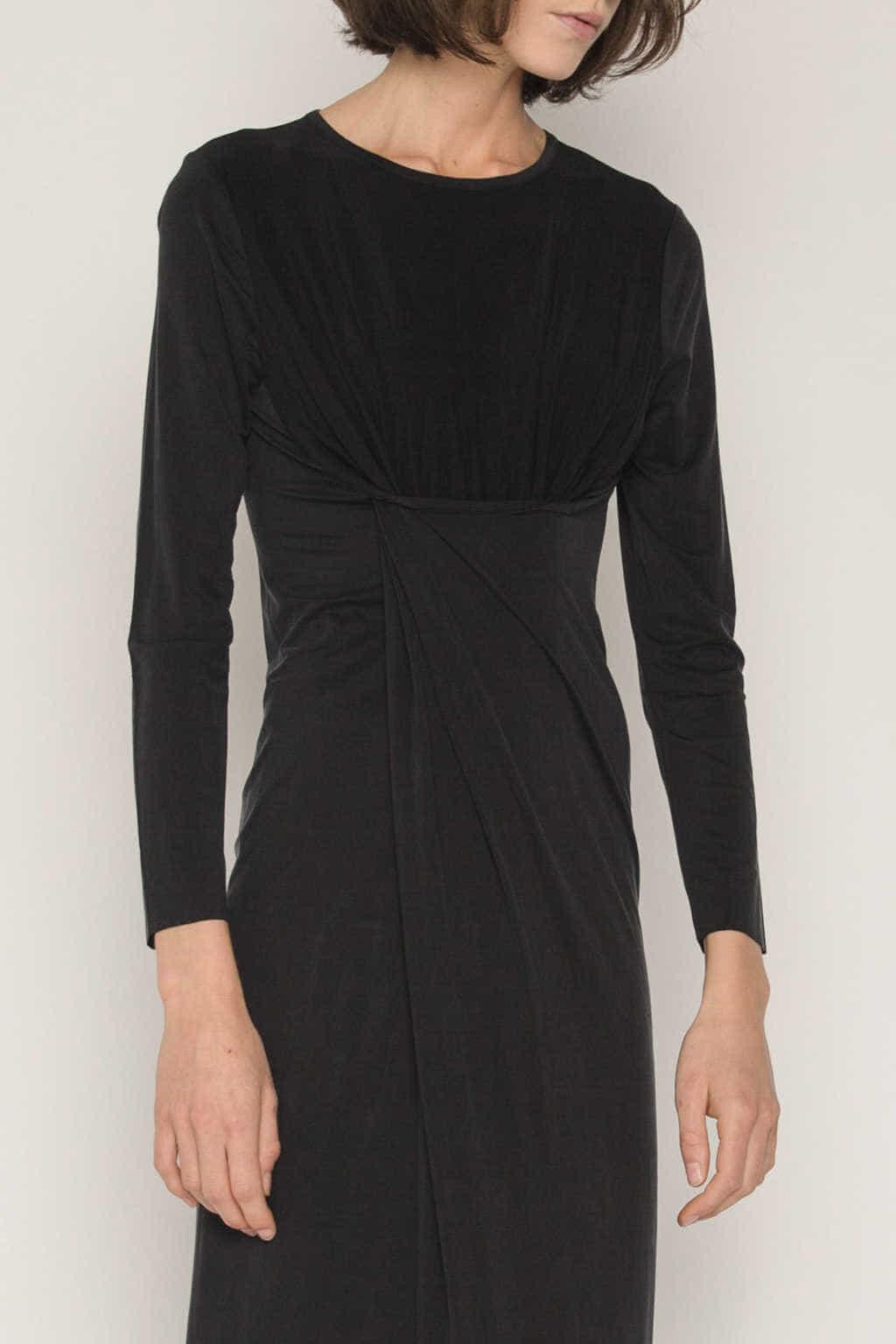 Dress 1673 Black 6