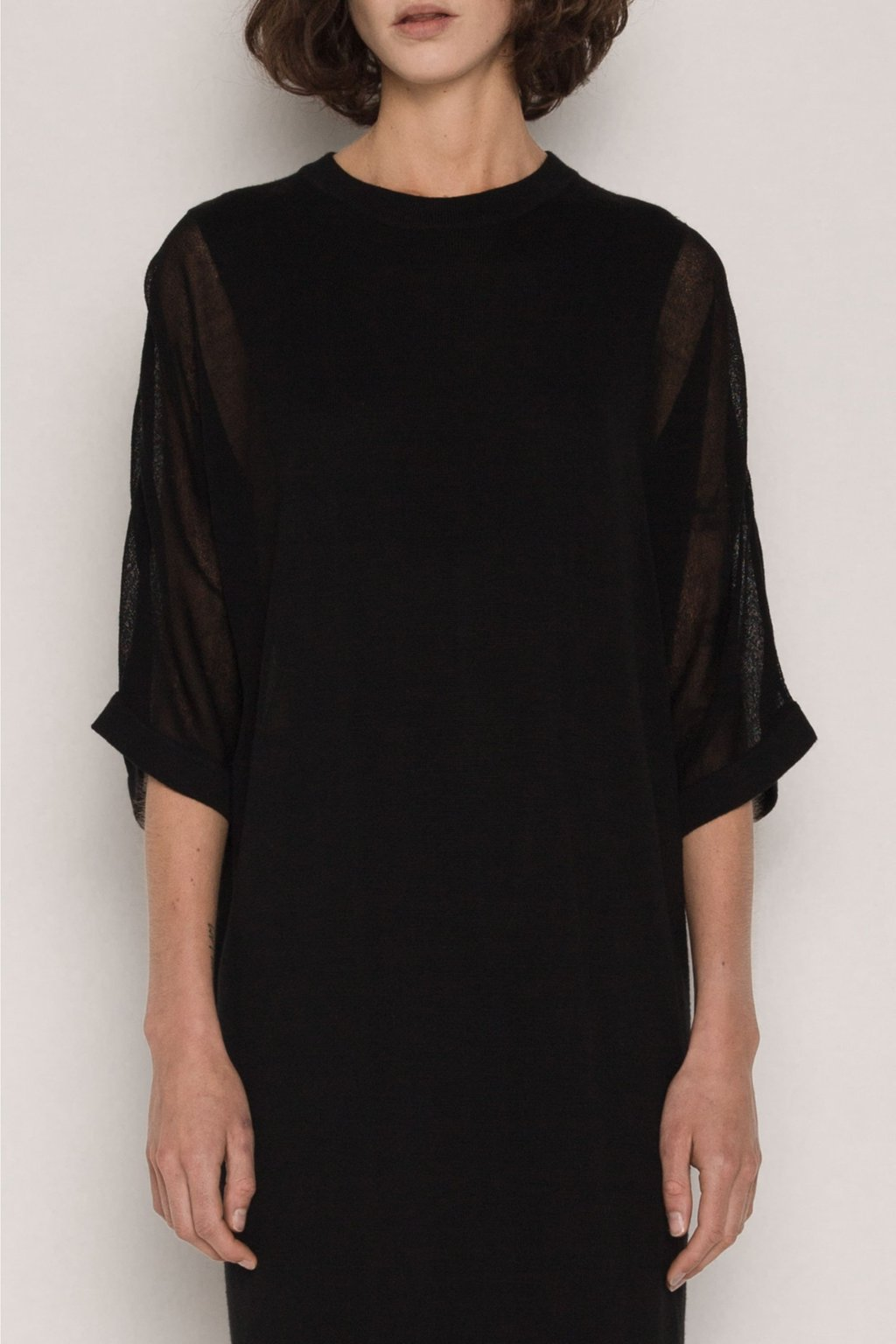 Dress 1719 Black 2