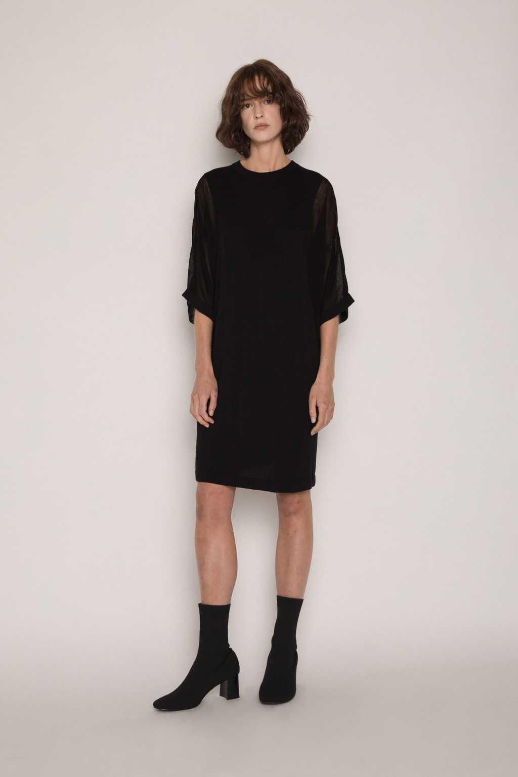 Dress 1719 Black 3