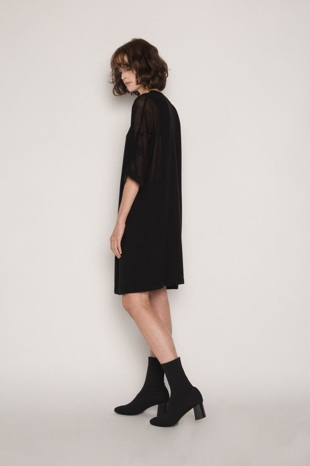 Dress 1719 Black 4