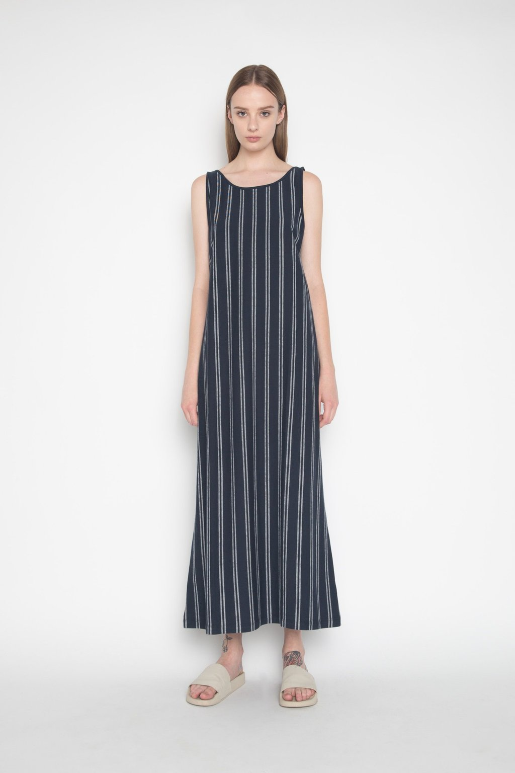 Dress 1725 Navy 6