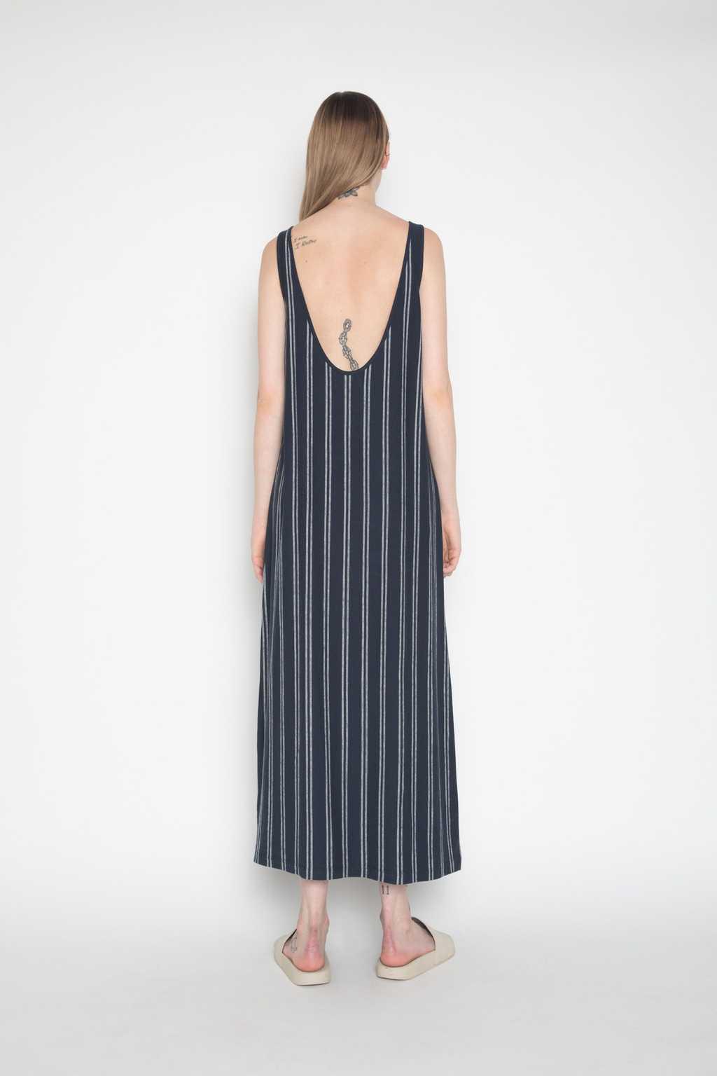 Dress 1725 Navy 9