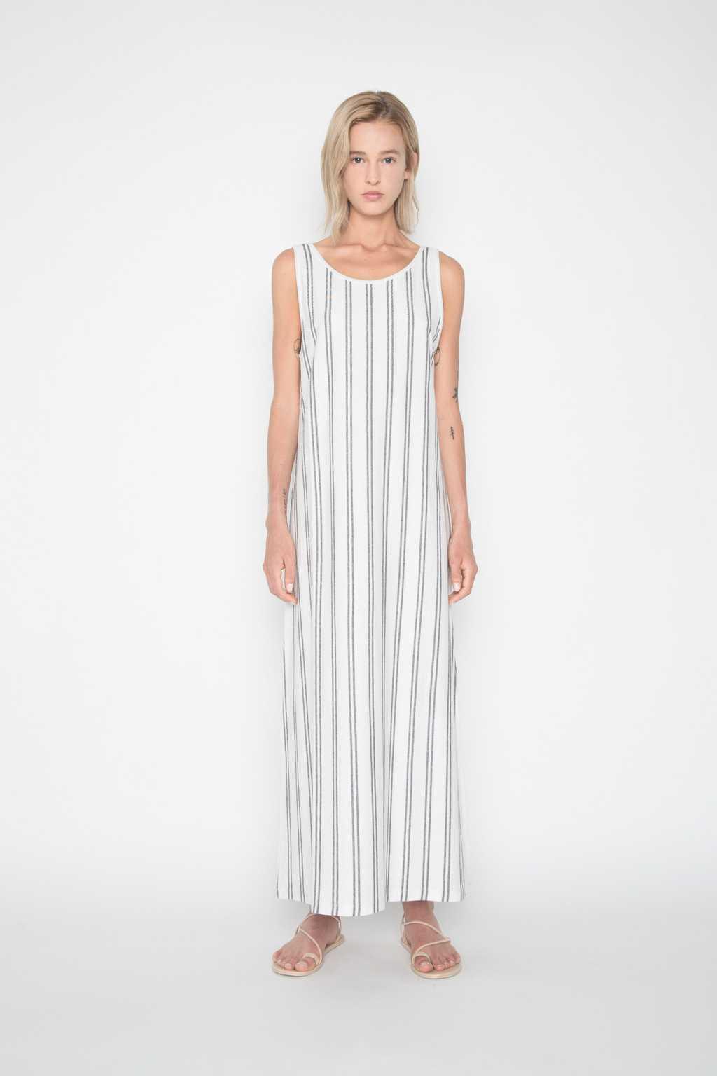 Dress 1725 White 4