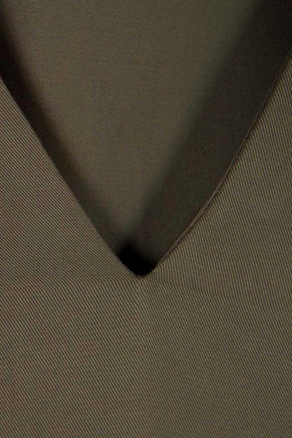 Dress 2083 Olive 8