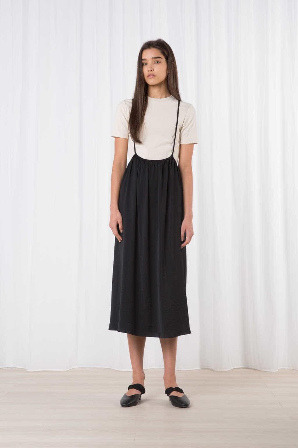 Dress 2142 Black 1