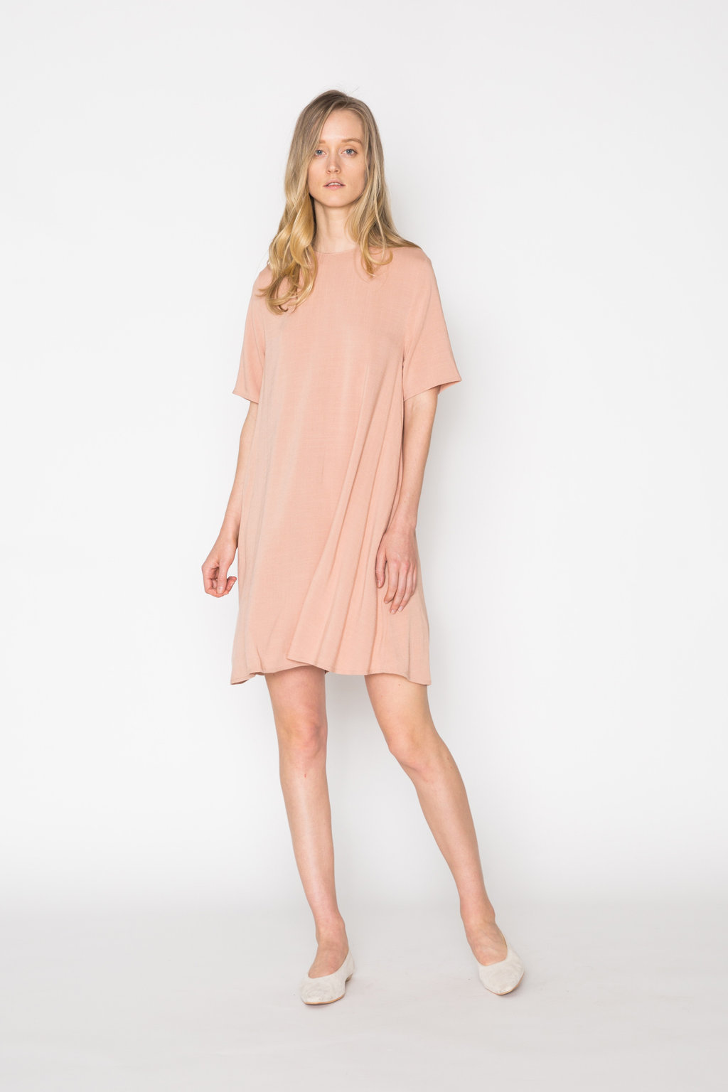 Dress 2143 Blush 1