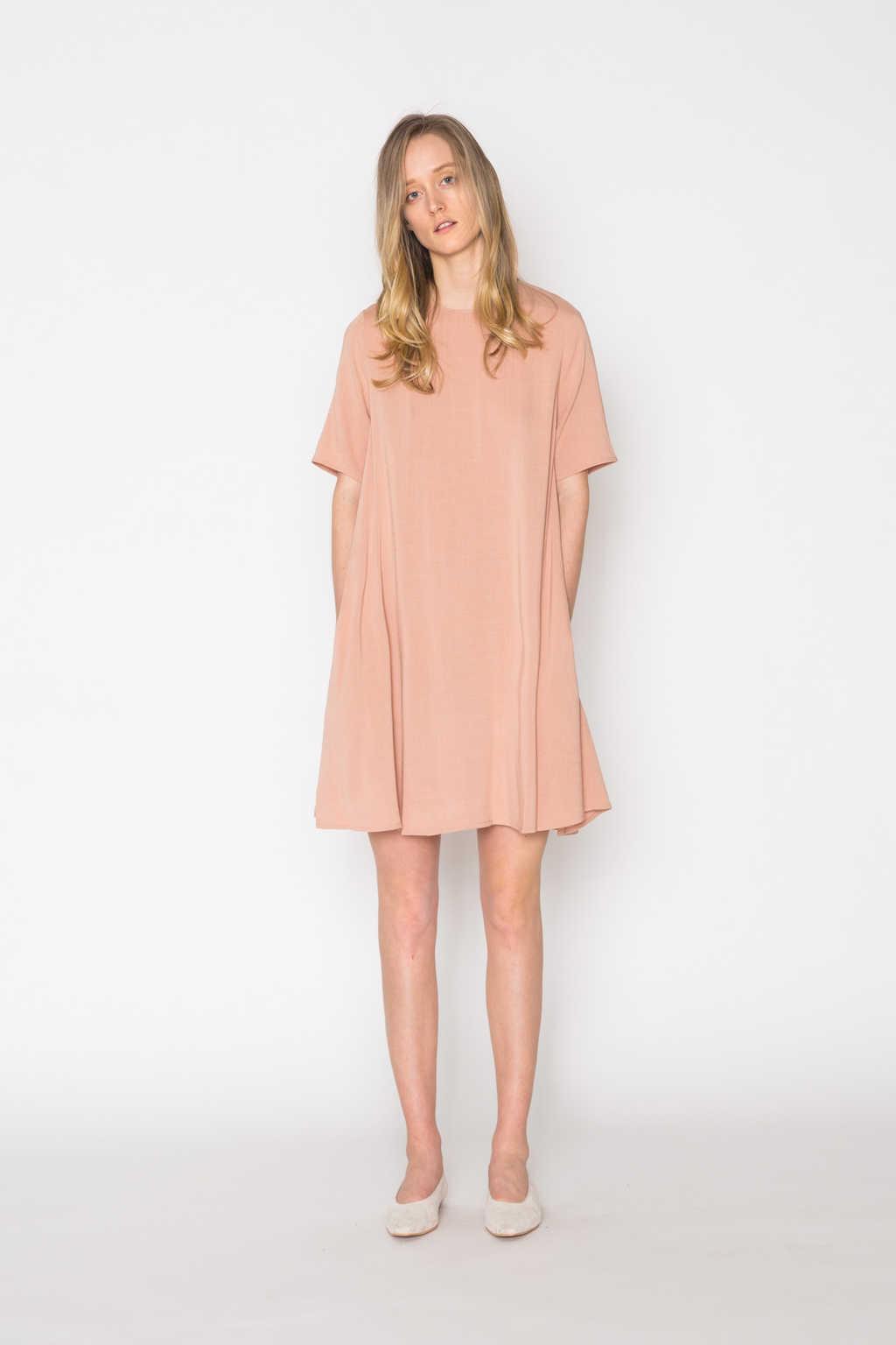 Dress 2143 Blush 3
