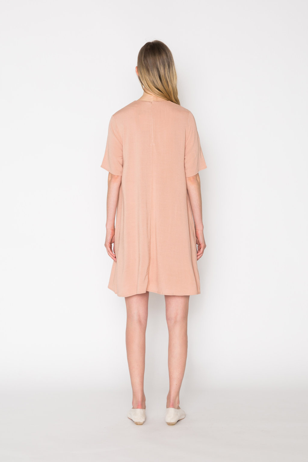 Dress 2143 Blush 4